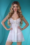 Livia Corsetti - Koszulka Eglantine White LC 90193 Sensual Collection