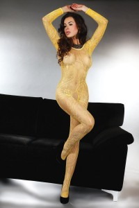 Livia Corsetti - Abra Honey erotyczne bodystocking LC 17086